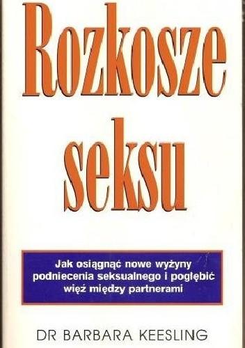 Okładka książki Rozkosze seksu