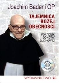 Okładka książki Tajemnica Bożej obecności