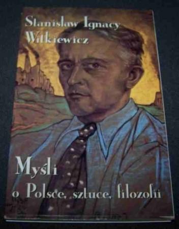 Okładka książki Myśli o Polsce, sztuce, filozofii