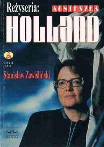 Okładka książki Reżyseria: Agnieszka Holland