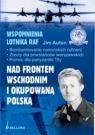 Okładka książki Nad Frontem Wschodnim i Okupowaną Polska