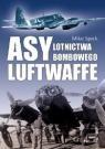 Okładka książki Asy Lotnictwa Bombowego Luftwaffe