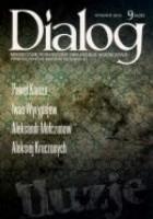 Dialog, nr 9 (658) / wrzesień 2011. Iluzje