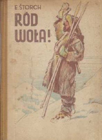 Okładka książki Ród woła!