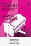 Okładka książki Dialog, nr 3 (640)/ marzec 2010. Baloniki i wstążki