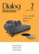 Okładka książki Dialog, nr 2 (639) / luty 2010. Czy czytali państwo... Rezę?