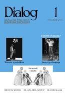Okładka książki Dialog, nr 1 / styczeń 2005