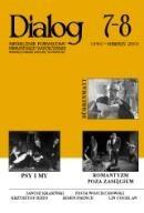 Okładka książki Dialog, nr 7-8 / wakacje 2005