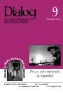 Okładka książki Dialog, nr 9 / wrzesień 2005