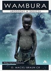 Okładka książki Wambura. Urodzony w deszczu