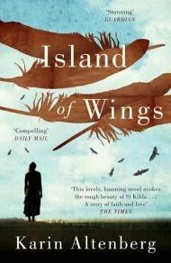 Okładka książki Island of Wings