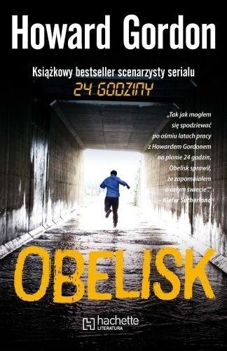 Okładka książki Obelisk
