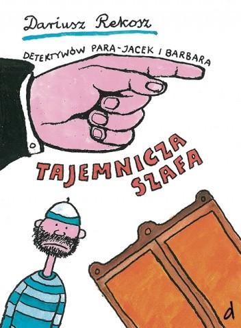 Okładka książki Tajemnicza szafa