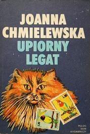 Okładka książki Upiorny legat