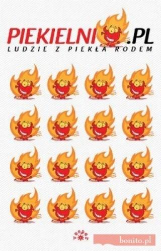 Okładka książki Piekielni.pl. Ludzie z piekła rodem