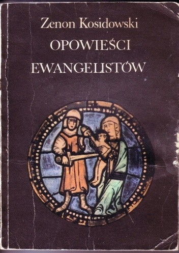 Okładka książki Opowieści ewangelistów