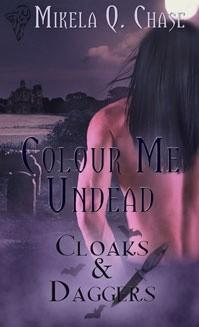 Okładka książki Colour Me Undead