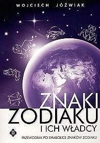 Okładka książki Znaki zodiaku i ich władcy