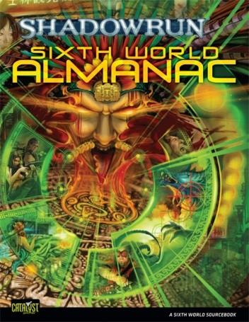 Okładka książki Sixth World Almanac