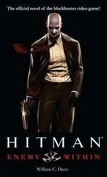 Okładka książki Hitman: Enemy Within