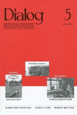 Okładka książki Dialog, nr 5 / maj 2004