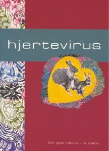 Okładka książki Hjertevirus