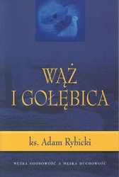 Okładka książki Wąż i gołębica