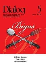 Okładka książki Dialog, nr 5 / maj 2008. Bigos