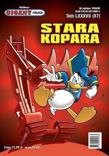 Okładka książki Gigant 2/2008: Stara Kopara