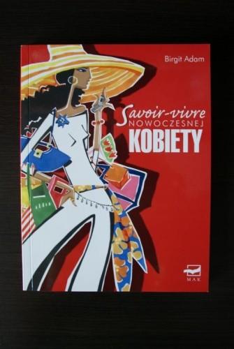 Okładka książki Savoir-vivre nowoczesnej kobiety