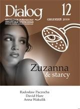 Okładka książki Dialog, nr 12 / grudzień 2009. Zuzanna i starcy