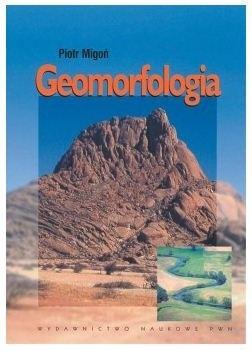 Okładka książki Geomorfologia