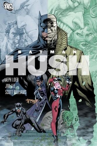 Okładka książki Batman: Hush