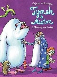 Okładka książki Tymek & Mistrz: Strachy na lachy