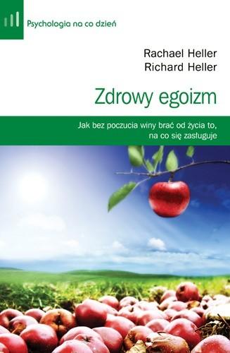 Okładka książki Zdrowy egoizm