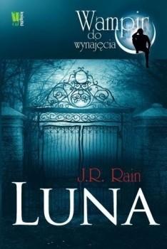 Okładka książki Luna