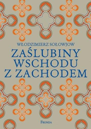 Okładka książki Zaślubiny Wschodu z Zachodem