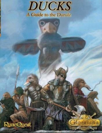 Okładka książki Ducks: A Guide to the Durulz