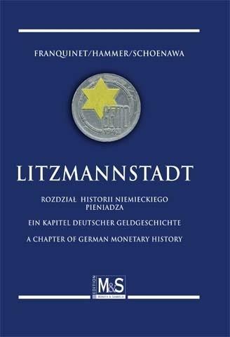 Okładka książki Litzmannstadt. Rozdział historii niemieckiego pieniądza
