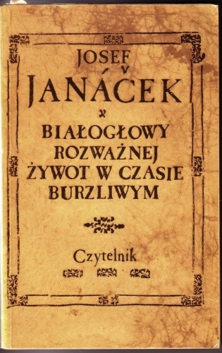 Okładka książki Białogłowy rozważnej żywot w czasie burzliwym
