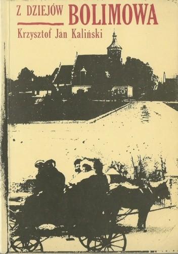Okładka książki Z dziejów Bolimowa