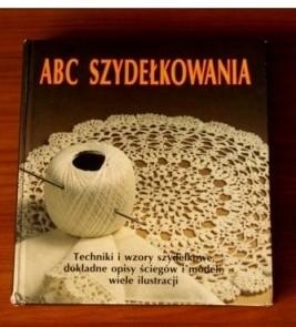 Okładka książki ABC szydełkowania