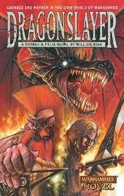 Okładka książki Dragonslayer