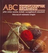 Okładka książki ABC dziewiarstwa ręcznego