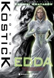 Okładka książki Edda