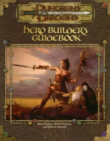 Okładka książki Hero Builder's Guidebook