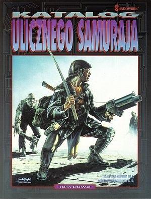 Okładka książki Katalog ulicznego samuraja