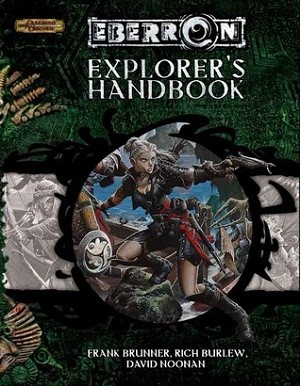 Okładka książki Explorer's Handbook