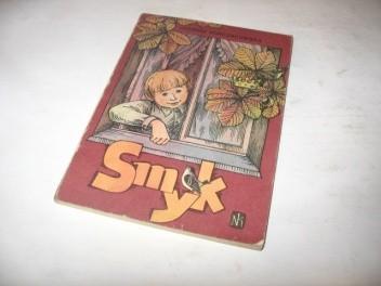Okładka książki Smyk