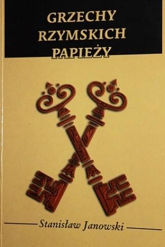 Okładka książki Grzechy rzymskich papieży